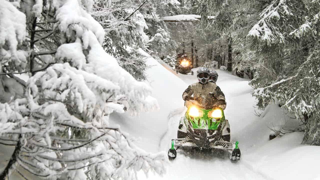 Motorosszán túra 2 napos 2 éjszakás a Bihari hegyekben szálással
