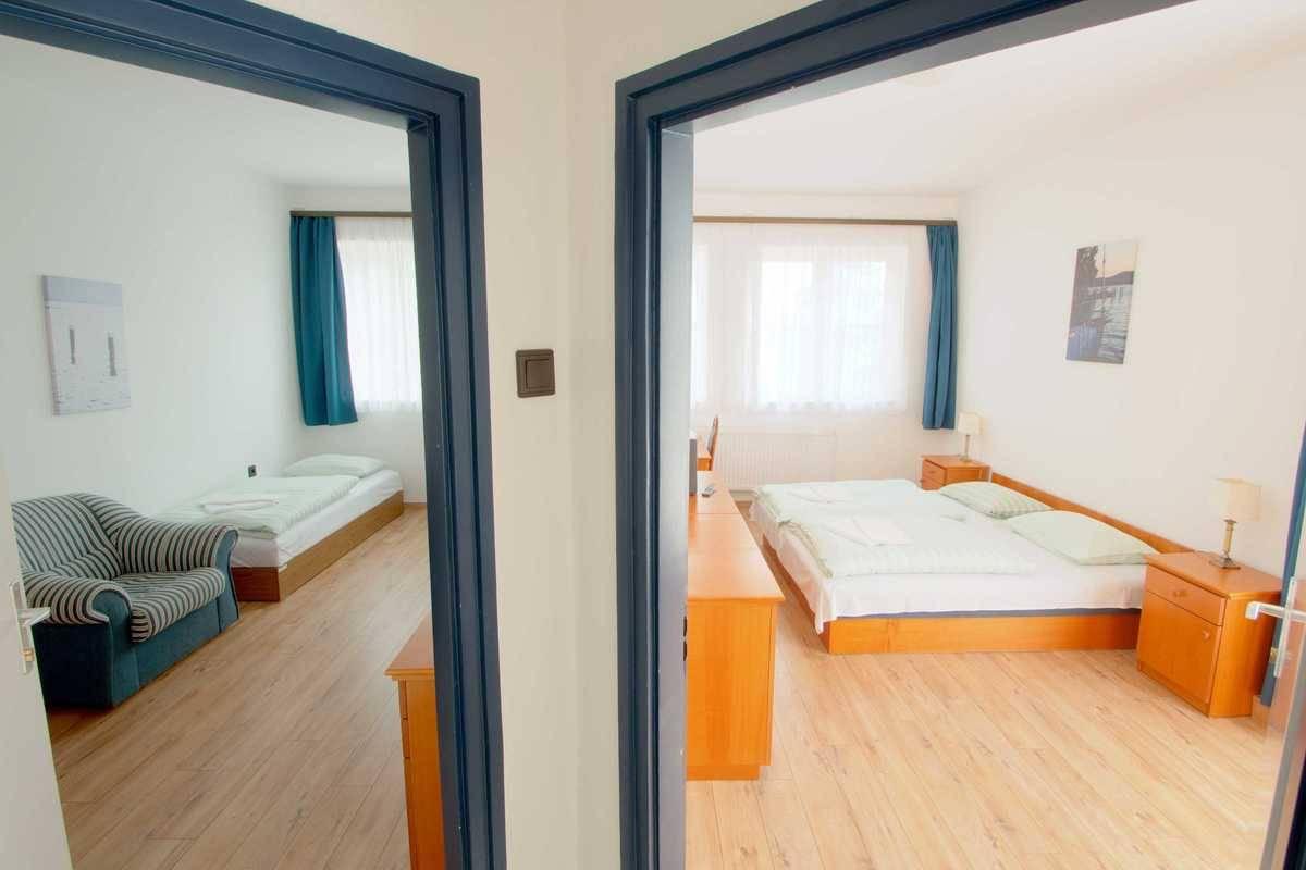 Családi pihenés a tihanyi Panoráma Hotelben/4 fős ***