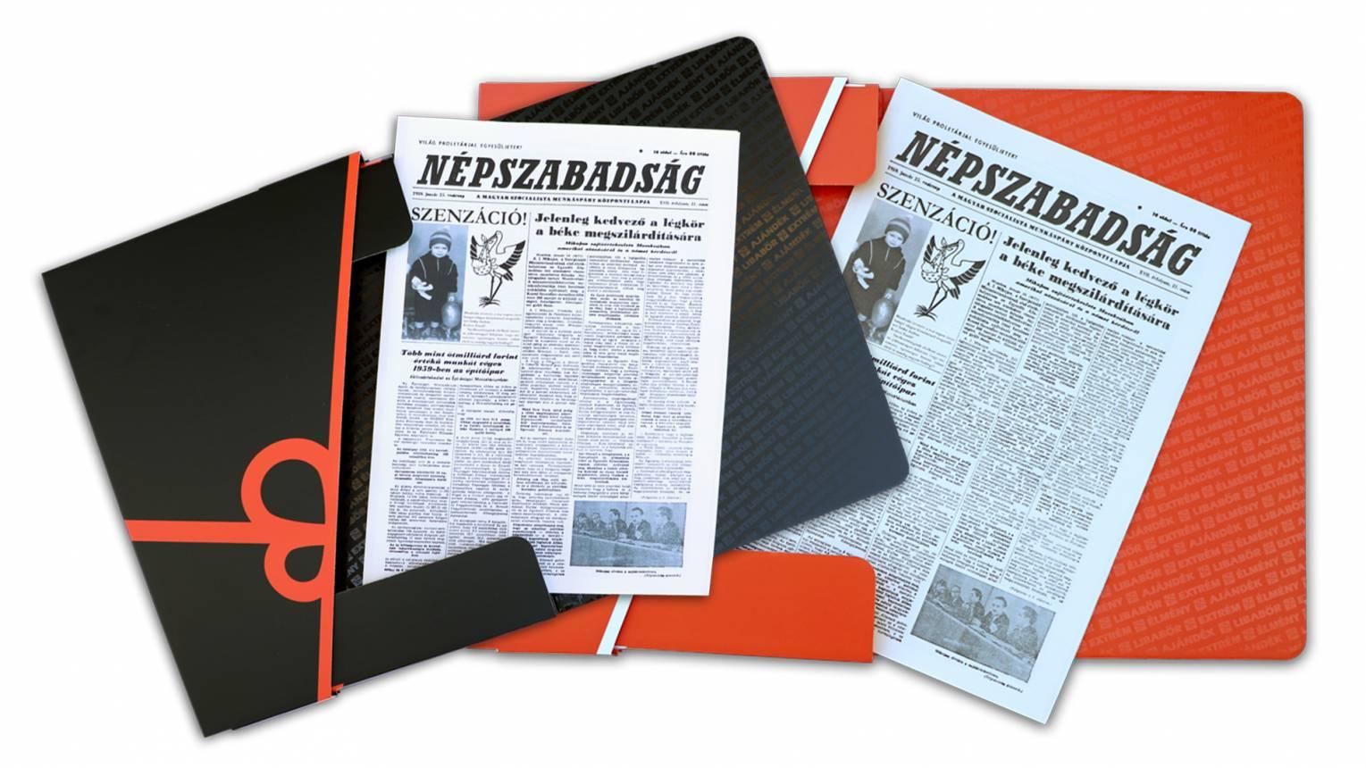 Időkapszula 32 oldalas válogatás