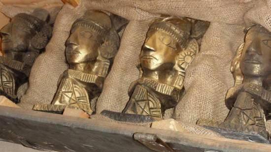 Indiana Jones és az Elveszett Piramis szabadulószoba