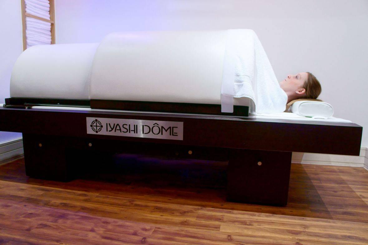 Relax bomba - Iyashi Japán Szauna a testnek és a léleknek