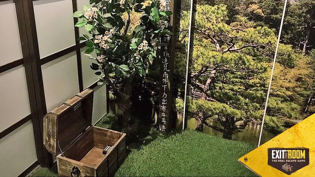 Japan EXIT the ROOM szabadulószoba