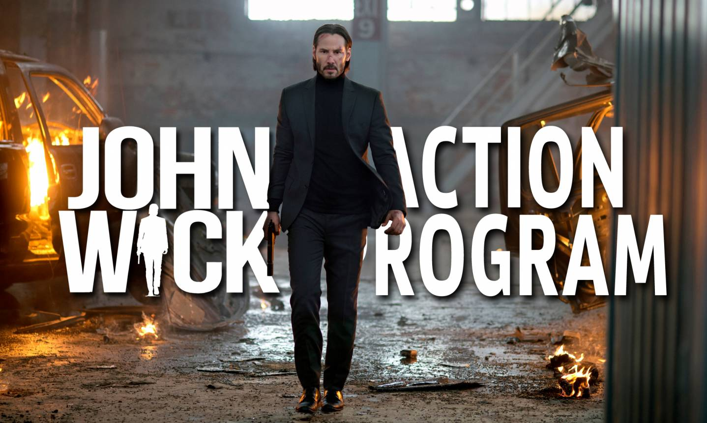 John Wick Action program Budakeszin
