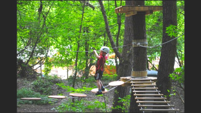 Kombinált kötélpályás jegy Szílvásváradon a Kalanderdőbe