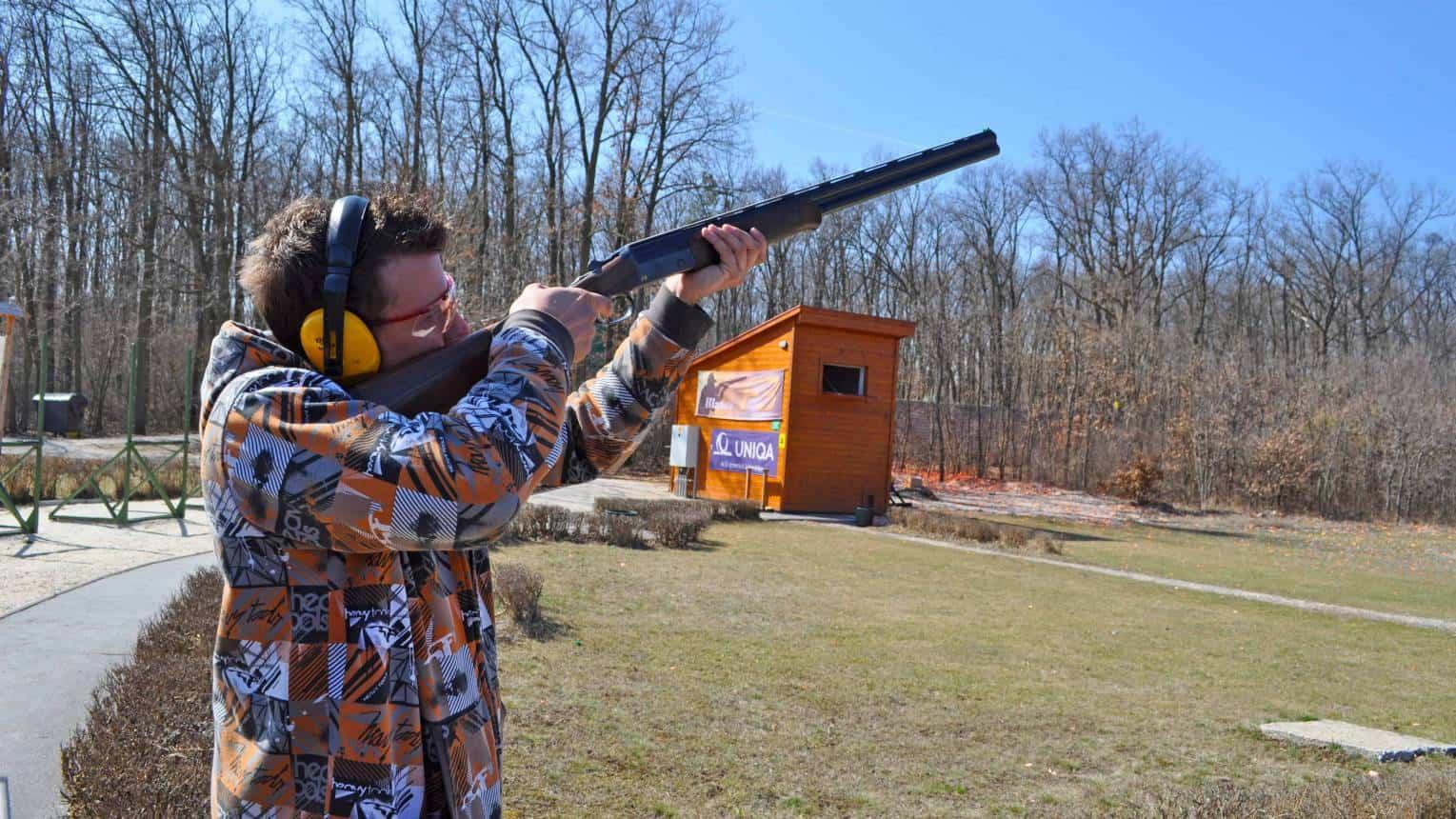 Korong lövészet Budakeszin