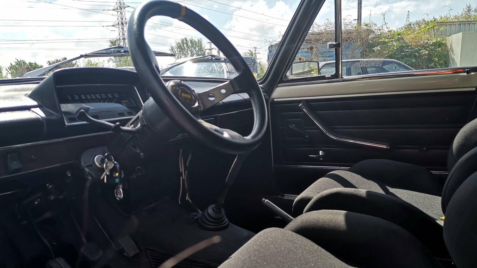 Lada 1200 S vezetés a DRX-ringen