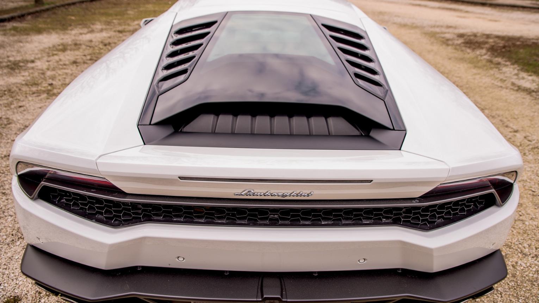 500 Le-s Lamborghini Gallardo autópályás vezetés