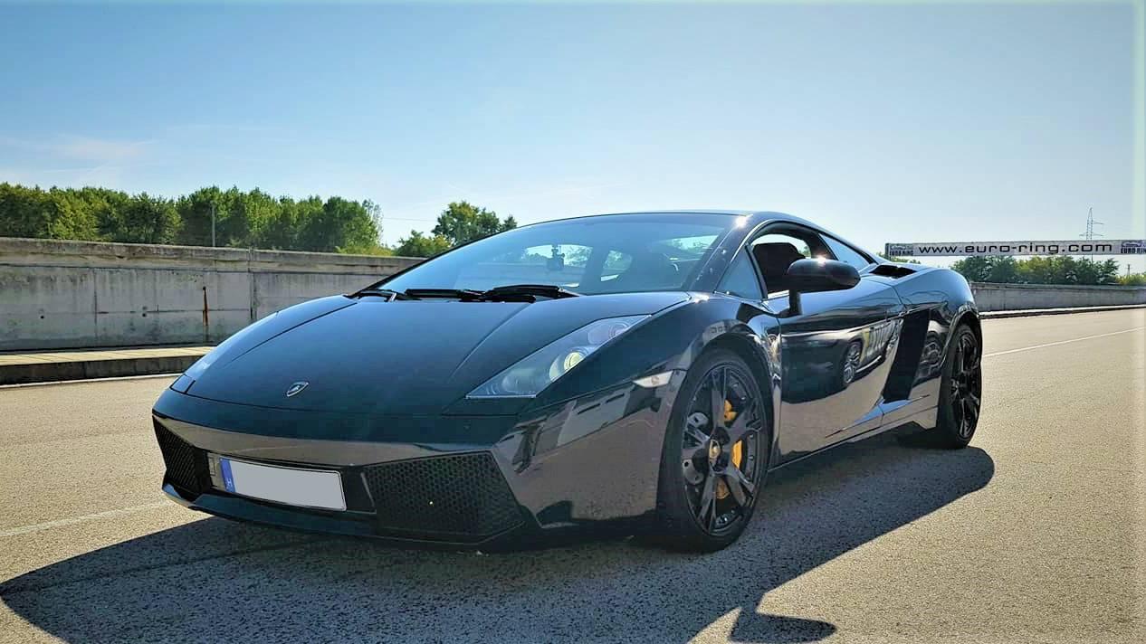Lamborghini Gallardo vezetés az Euroringen