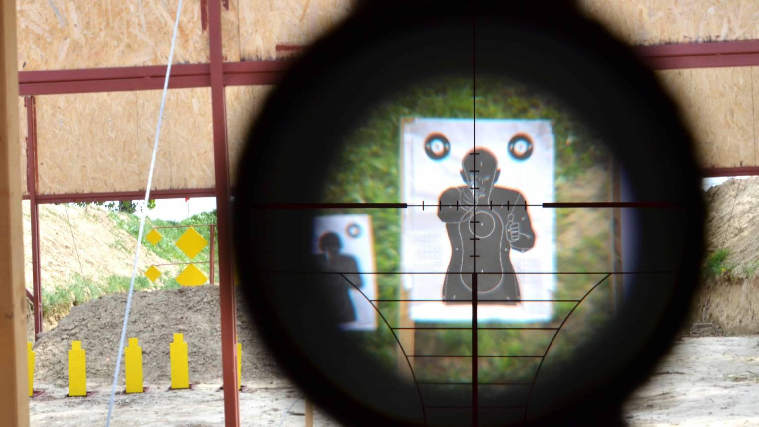 Mozgócél lövészcsomag