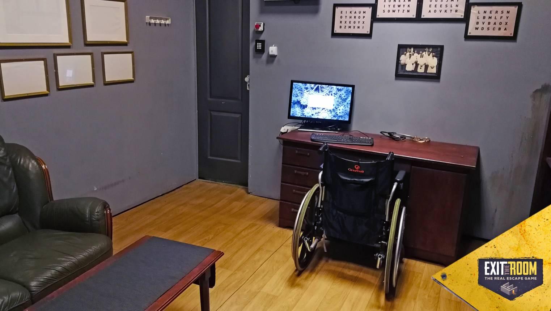 Madness EXIT the ROOM szabadulószoba