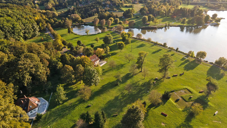 Kikapcsolódás Magnólia tóparti vendégházban Nagykanizsán