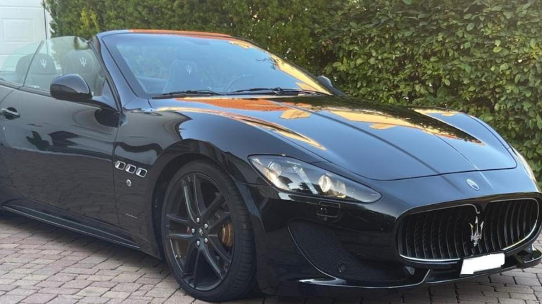 Maserat GranCabrio Sport V8-as autópályás élményvezetése