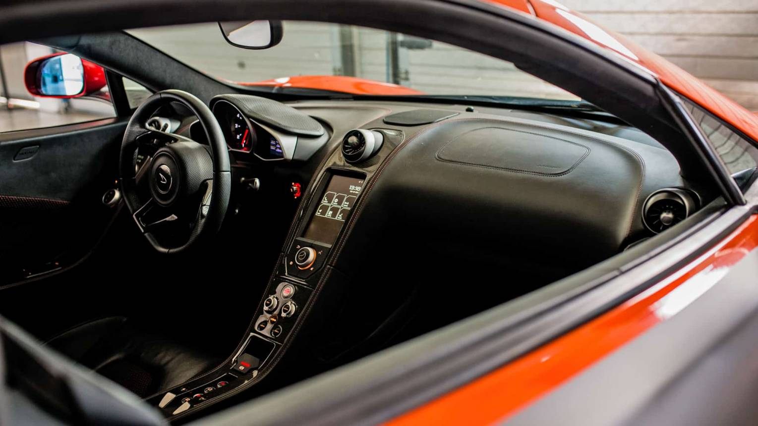 McLaren MP4-12C F1 vezetés az Euroringen