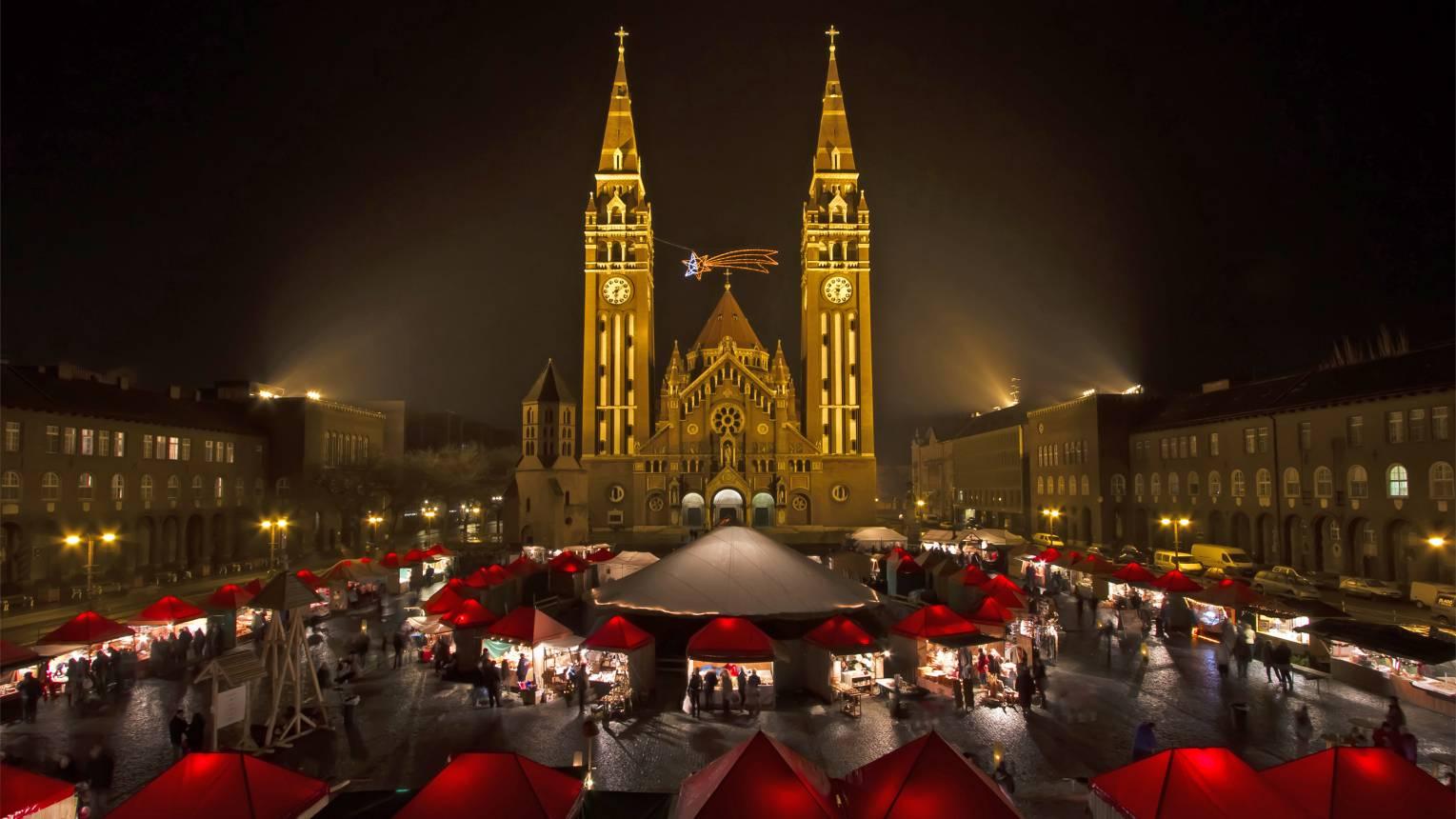Borvacsorás élményséta Szegeden