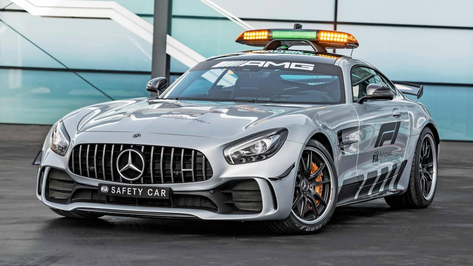 Mercedes AMG GT-R vezetés az Euroringen