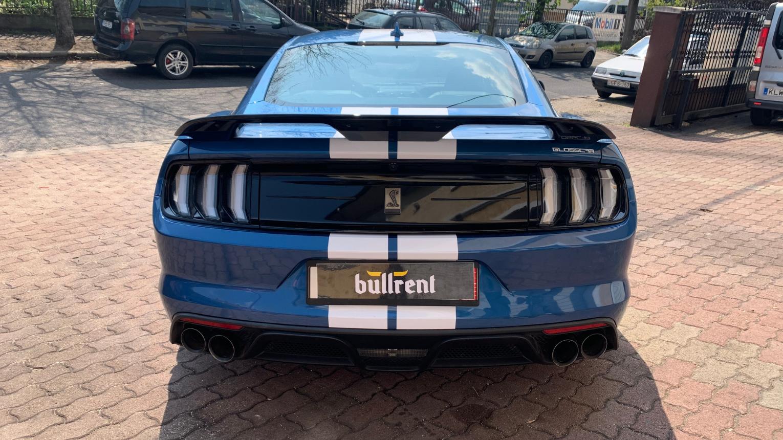 Ellenállhatatlan Mustang Shelby GT350 autópályás élményvezetés