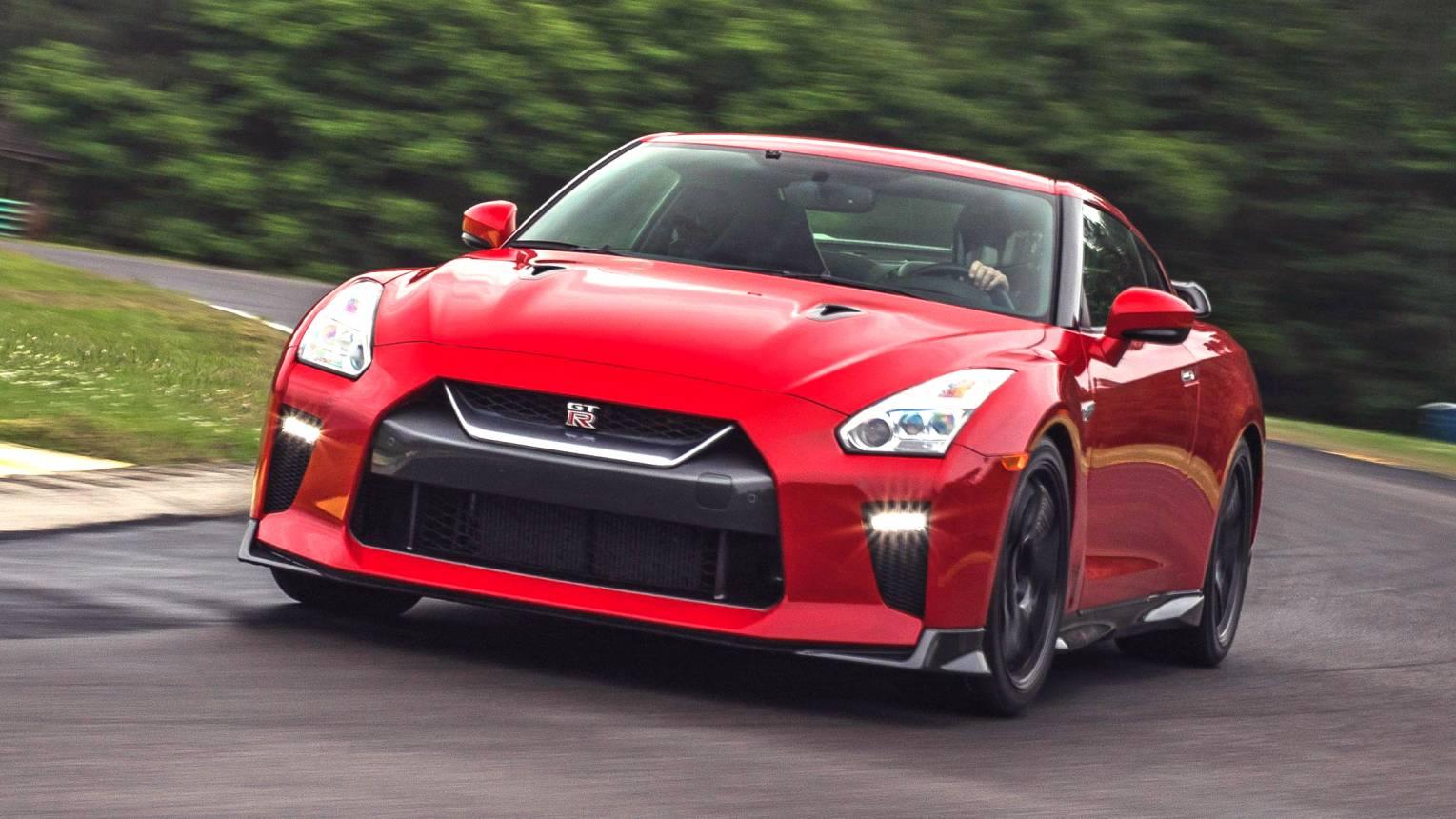 Nissan GT-R vezetés a Hungaroringen