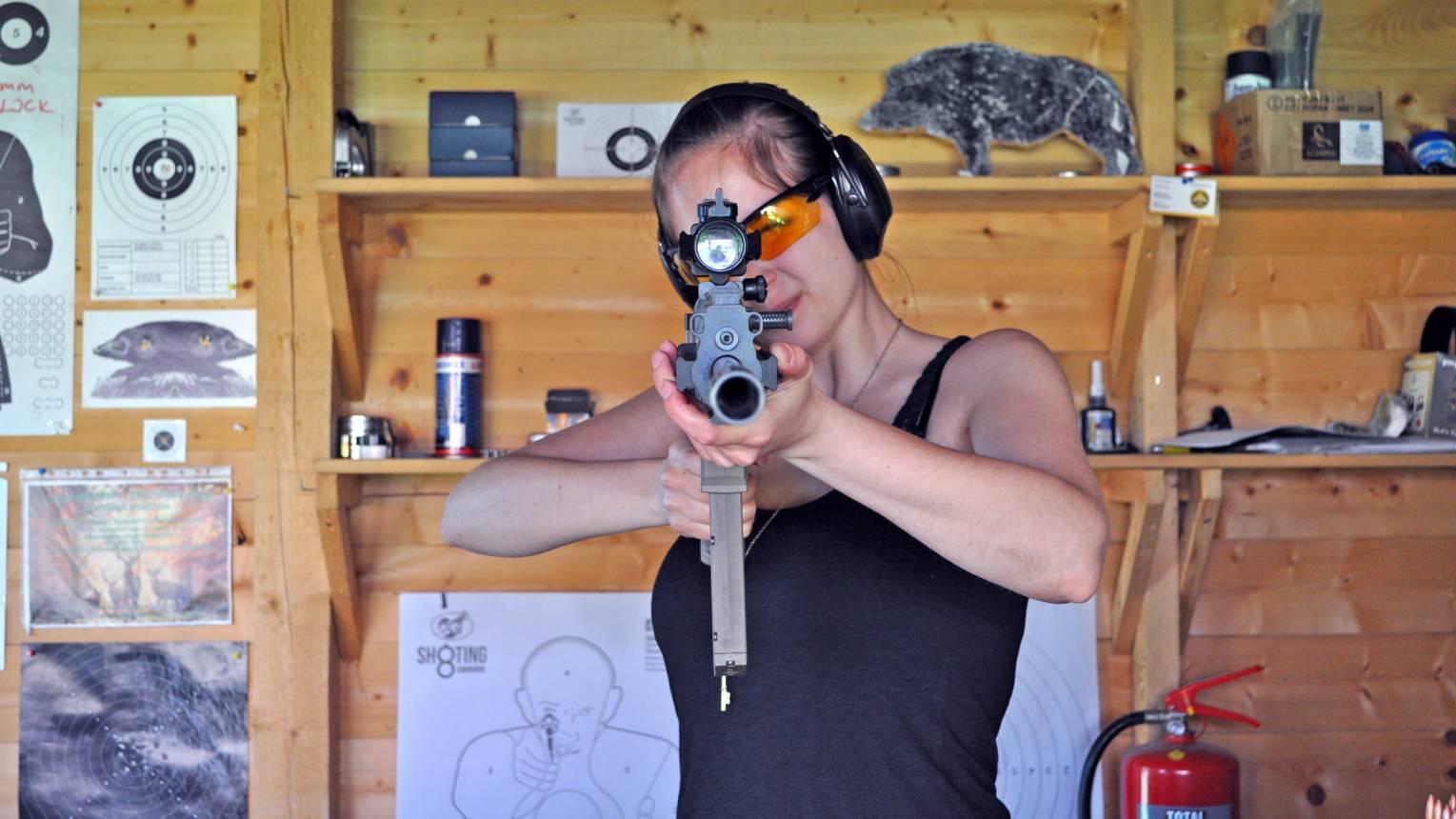 Hölgy 2020 lövészcsomag