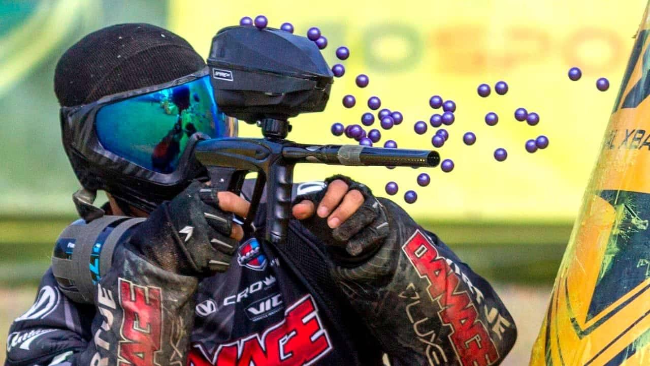 Paintball Pro csomag korlátlan lőszerrel