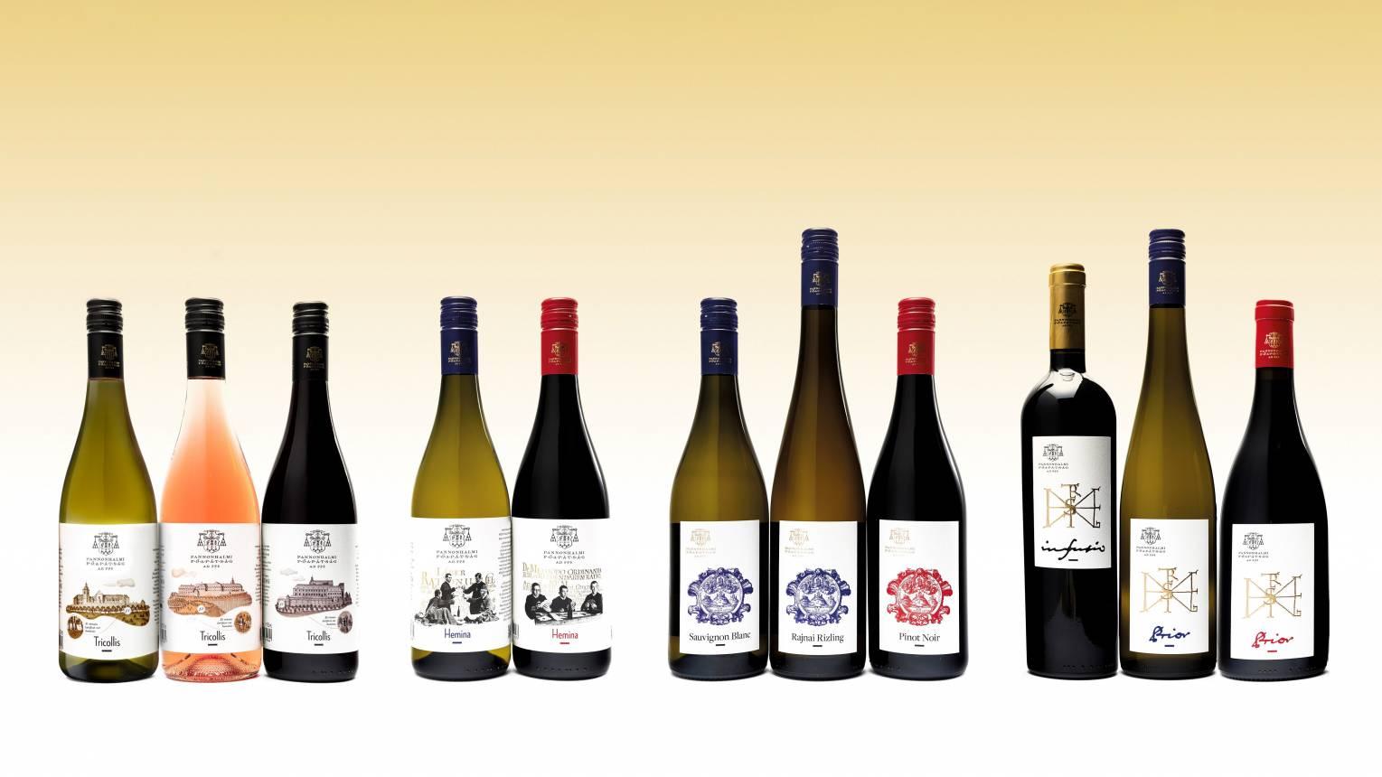 Pannonhalmi Apátsági Pincelátogatás 7 boros kóstolással