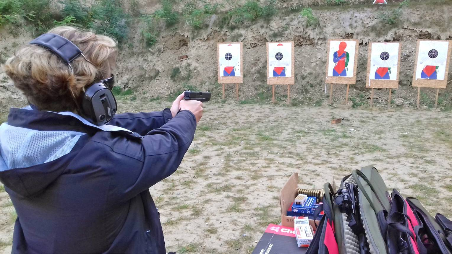 Pisztolyos lövészeti csomagok BALLISTIC Győri lőtéren
