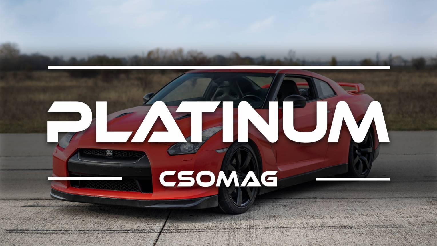 Platinum választható autós csomag