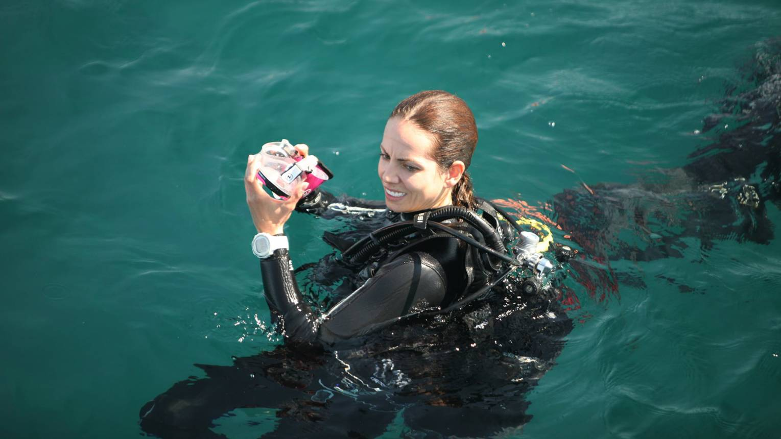 Próbamerülés nyílt vízben (Nemzetközi regisztrációval)