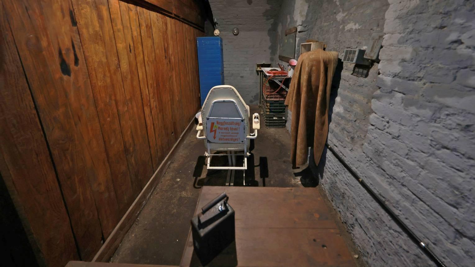 Pszichopata gyilkos csapdája szabadulószoba 2-6 fő részére