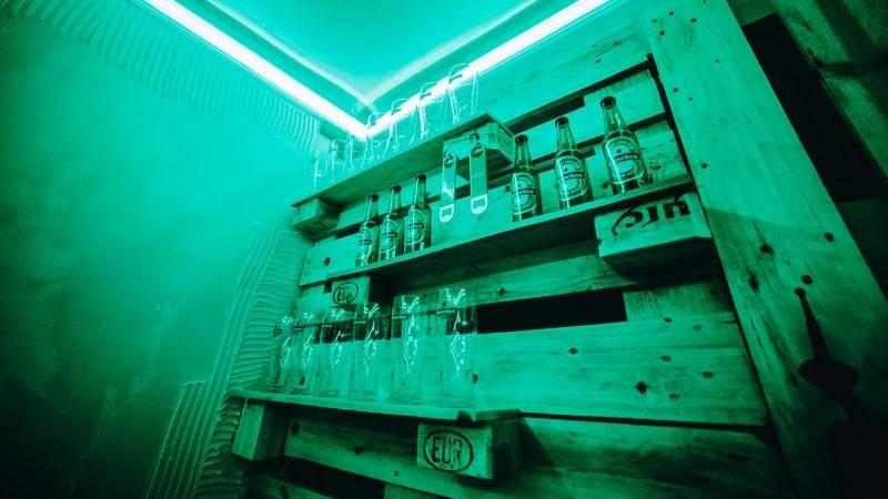 Pániq pub szabaduló szoba