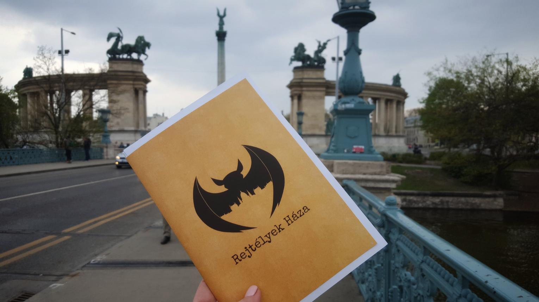 Rejtélyek Városa/ 2 óra szabadtéri nyomozás Budapesten