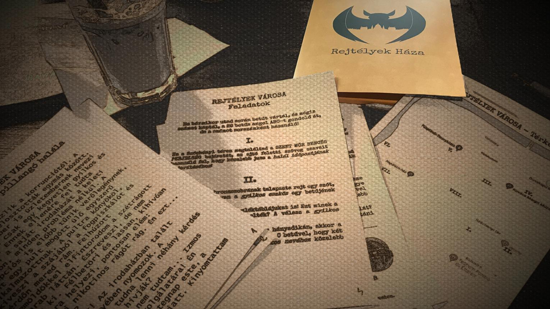 Rejtélyes Vacsora   Logikai Társasjáték Budapesten