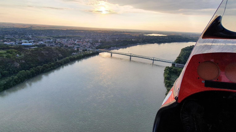 Motoros Sárkánnyal kedvcsináló repülés Dunaújvárosi felszállással