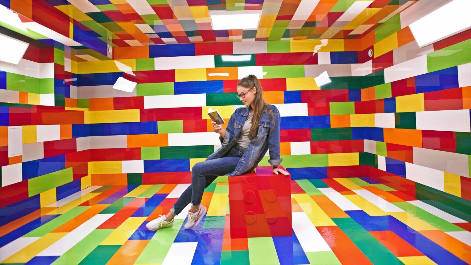 Belépő a Museum of Sweets & Selfies Origin Selfie múzeumba