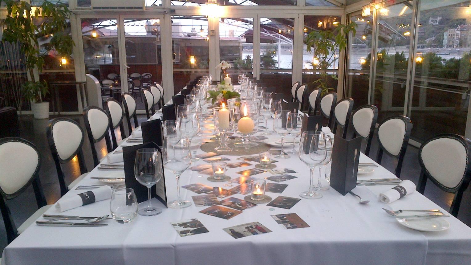 VIP Vacsora barátokkal, családdal a Spoon étteremhajón