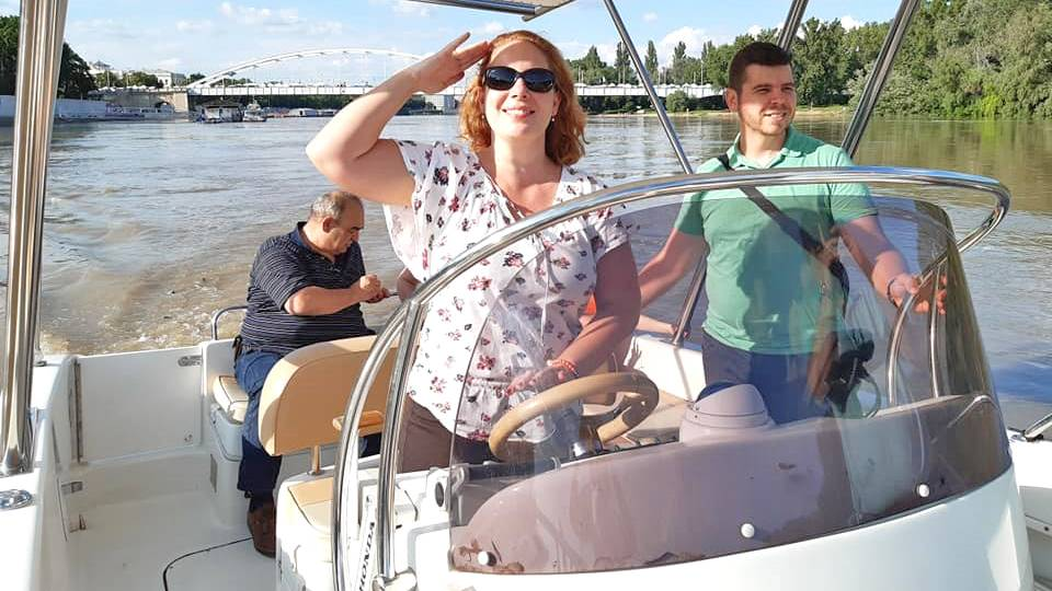 Hajós élményséta Szegeden