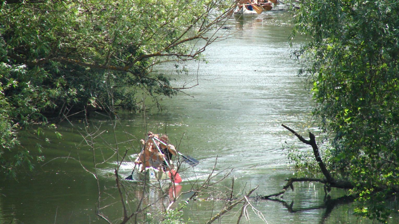Vízitúrázás alapfok – biztonság a vízen 2021.júli.9-11.
