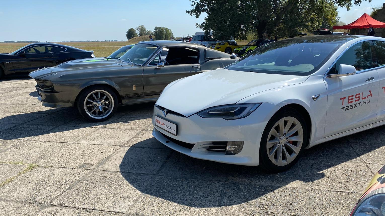Tesla P100D/Raven vezetése DRX-ringen és közúton kombinálva