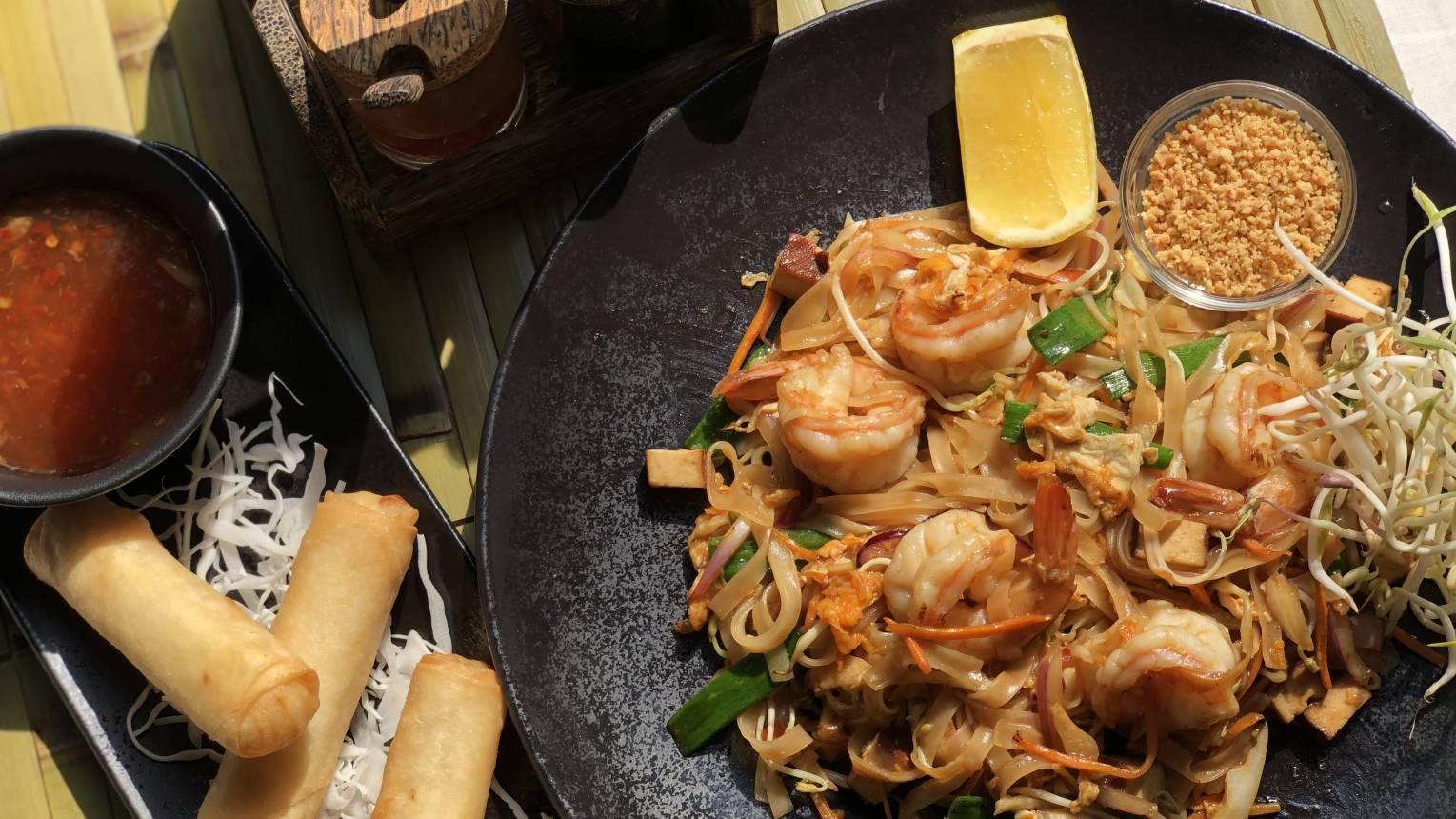 Tom Yum  Étteremben Thai menükülönlegesség