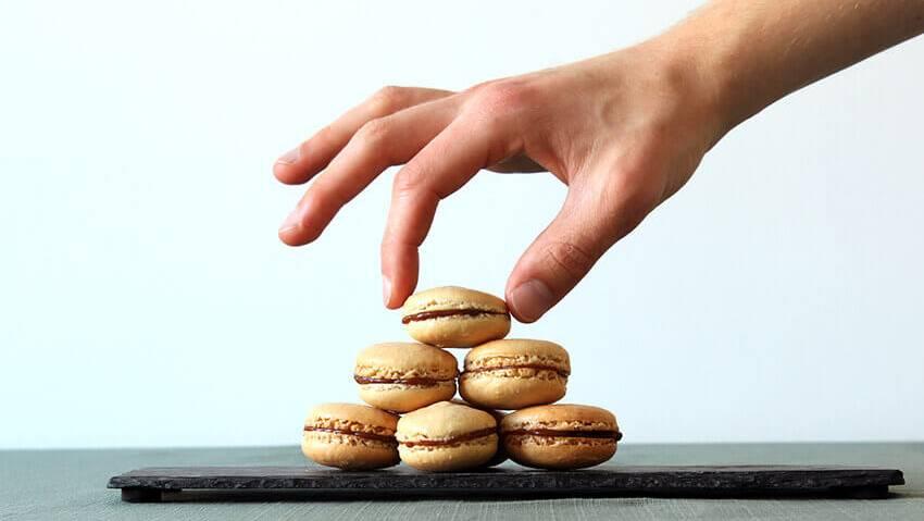 Macaron készítő tanfolyam – adalékanyagmentesen finomat személyesen, vagy akár online részvétellel is