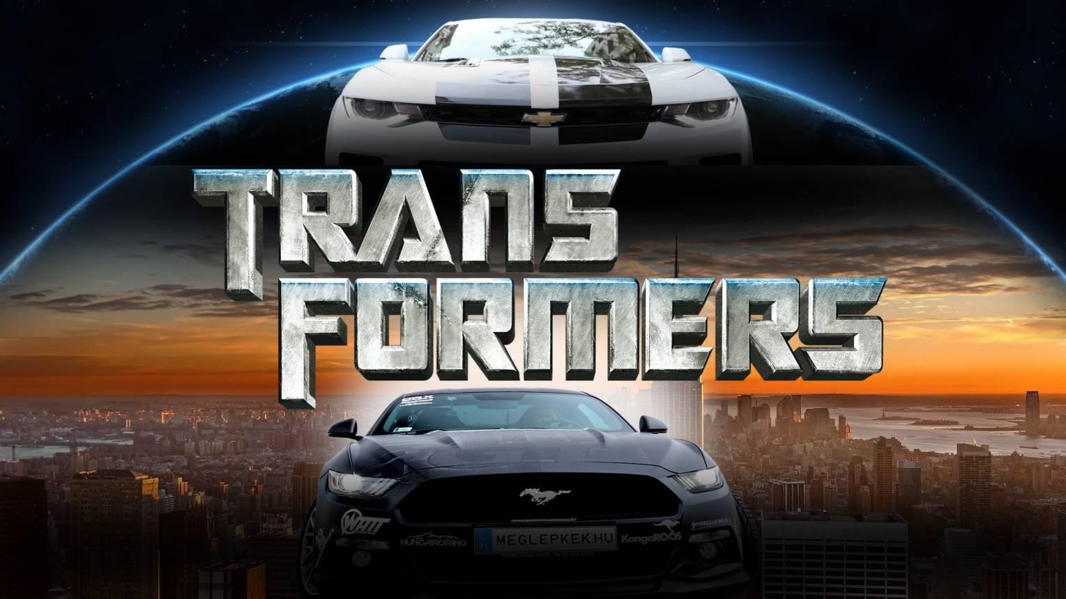 Transformers csomag