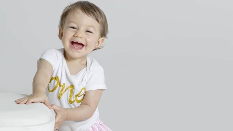 1 éves születésnapi fotózás