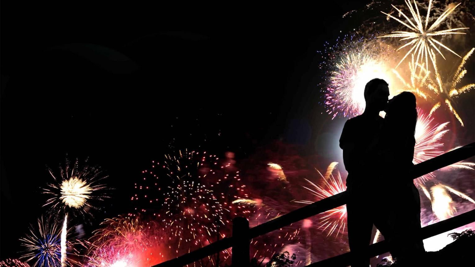 Ünnepi tűzijáték