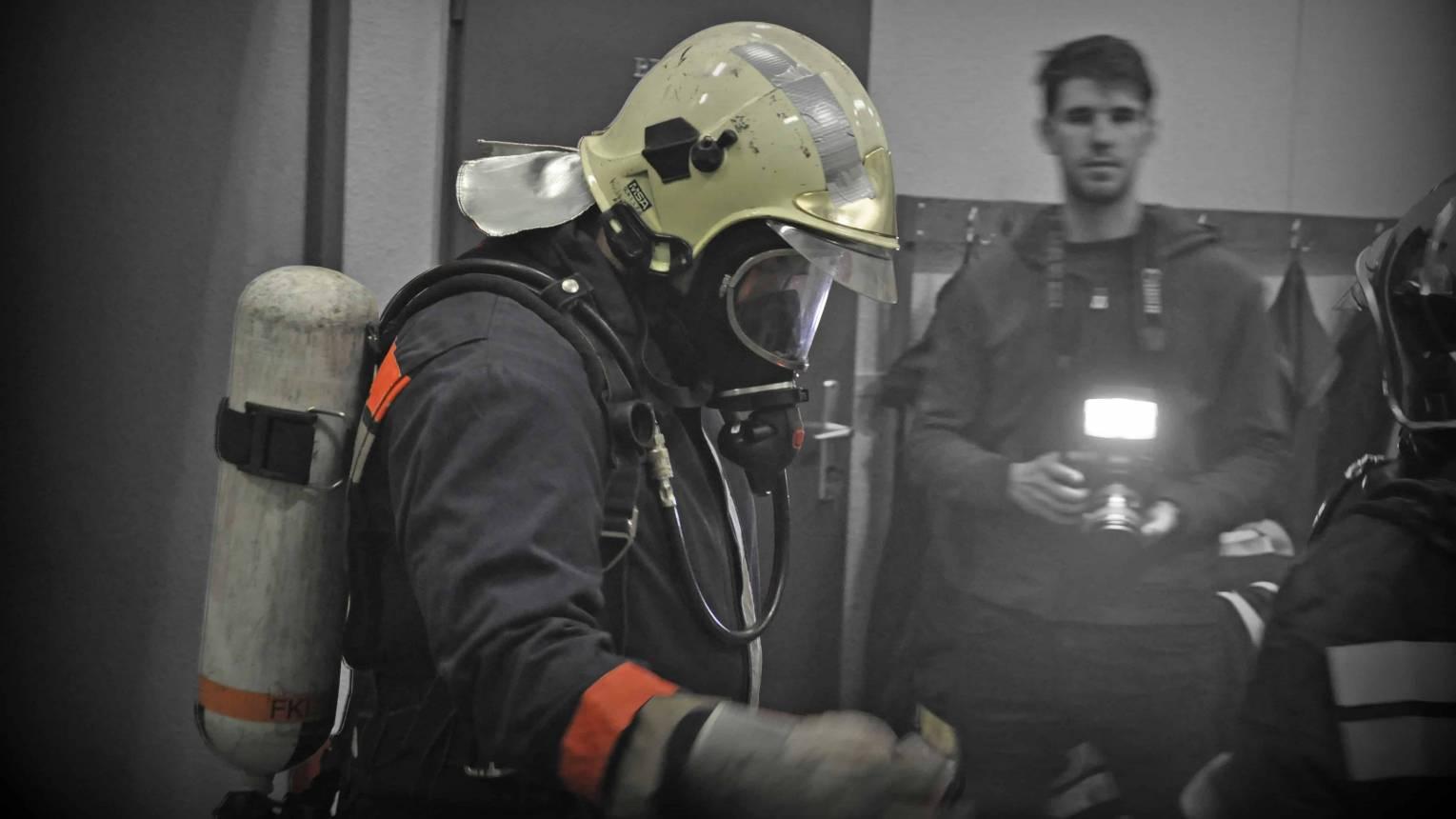 Tűzoltó akadálypálya gyakorlat szimulációs szobában 10 fő részére