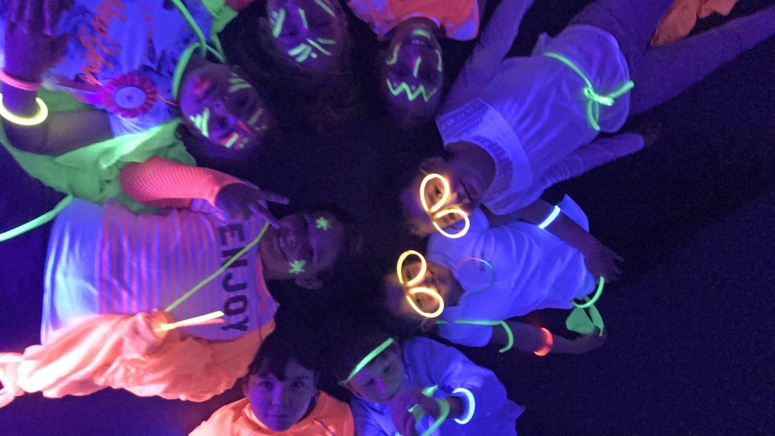 UV jóga program tiniknek 10 fő részére