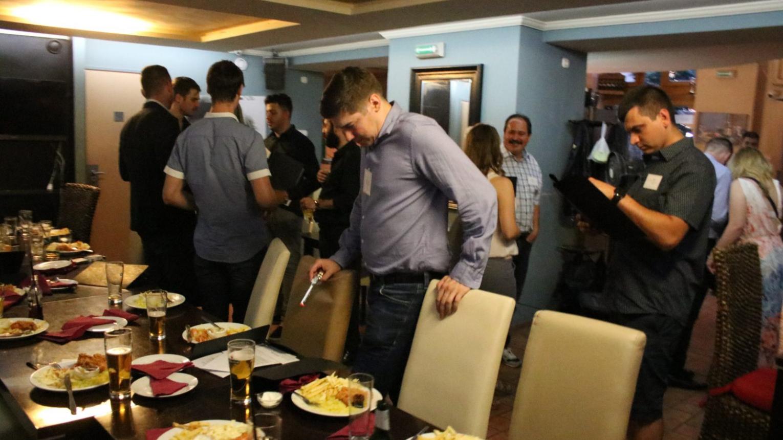 Rejtélyes Vacsora/ Logikai Társasjáték Győrben