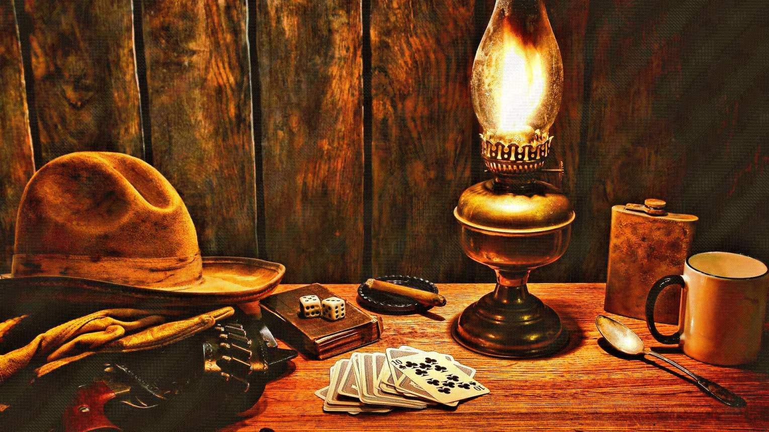 A nagy vadnyugati rablás szabadulószoba