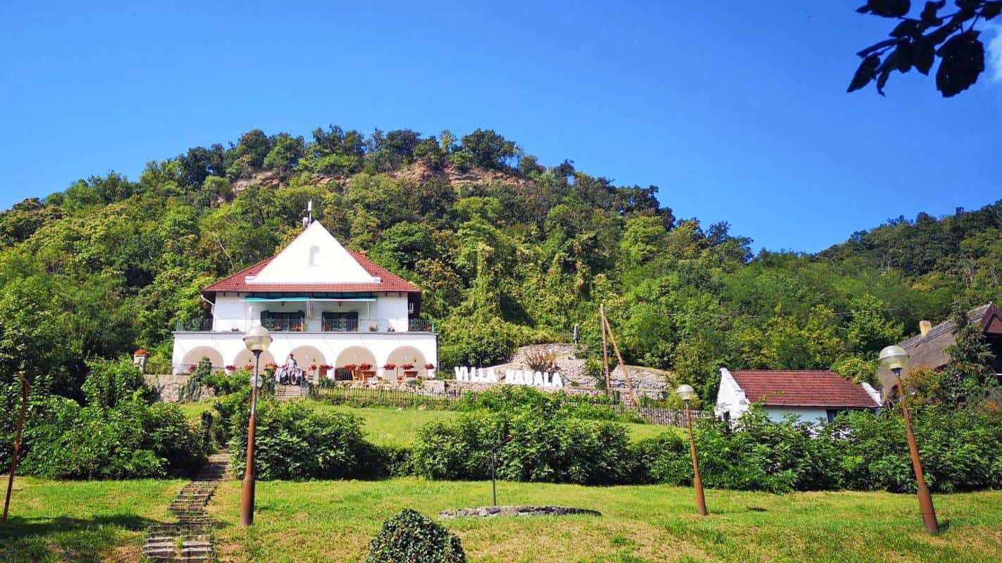 Villa Kabalában csodálatos este fantasztikus reggelivel 2 fő részére
