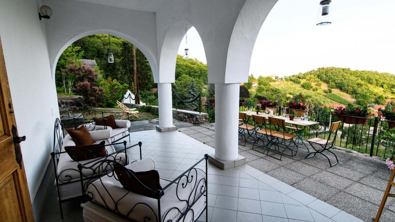 Villa Kabala gasztro és a pihenés varázslata 2 fő részére