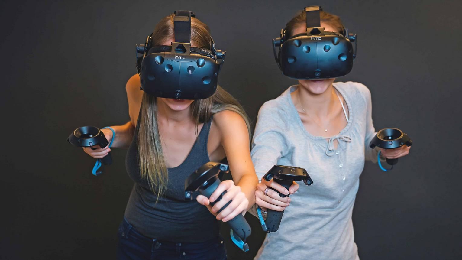 Belépő a virtuális valóságba 3 főnek