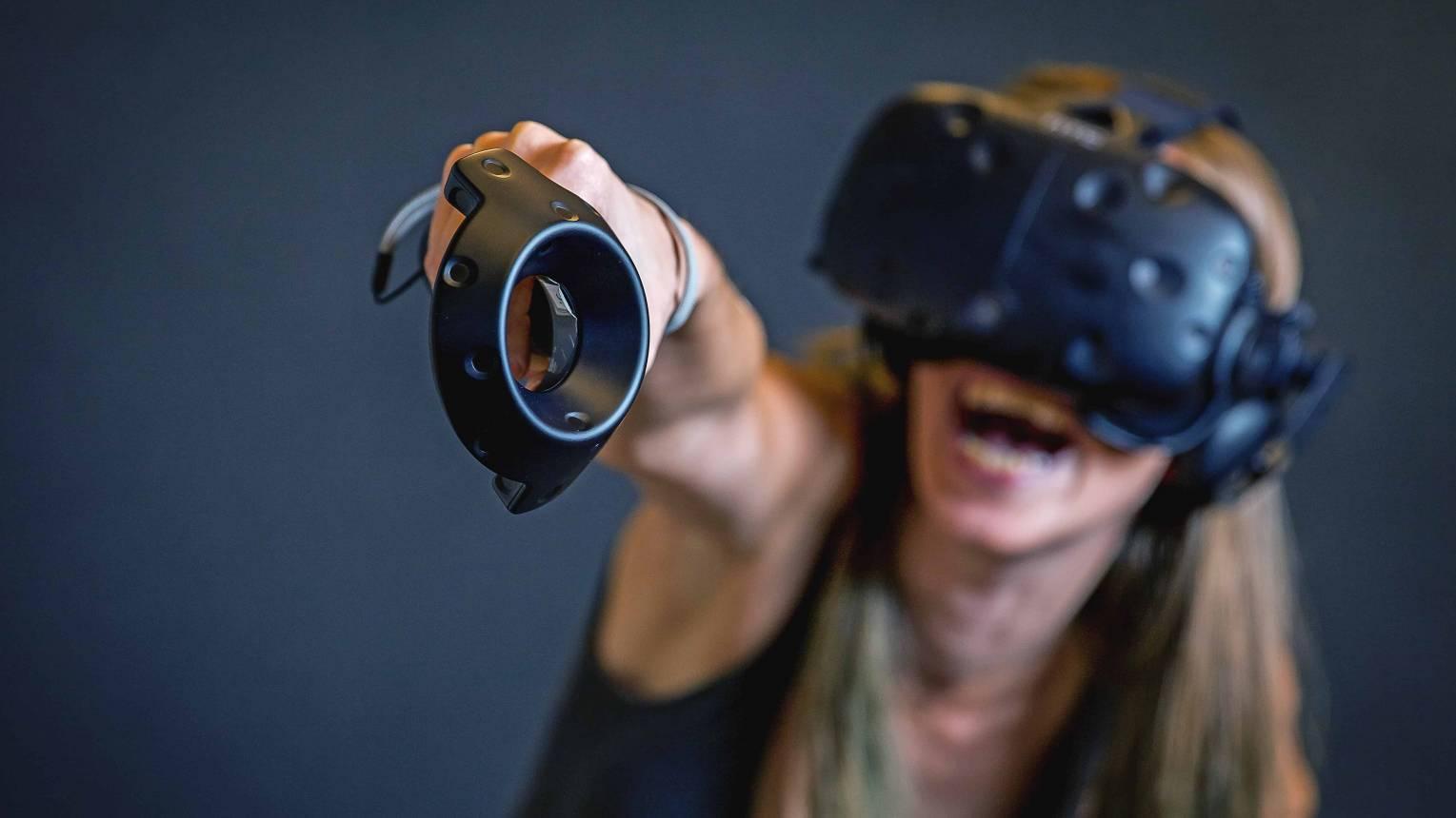 Belépő a virtuális valóságba 6 főnek